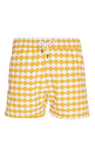 Medium frescobol carioca orange noronha swim shorts