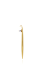 Golda Long Straight Earring by AS29 for Preorder on Moda Operandi