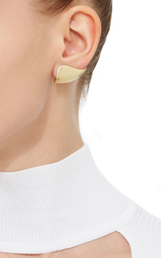 Golda Lobe  Earring by AS29 for Preorder on Moda Operandi