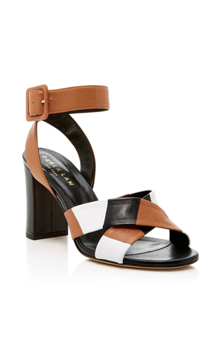 Medium derek lam brown alibi sandals