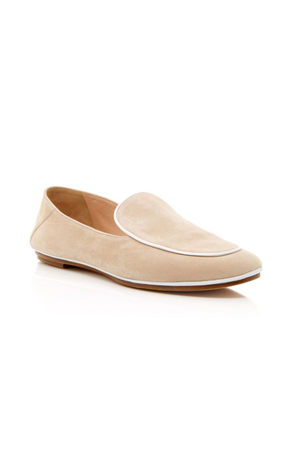 Medium derek lam tan taylor loafer