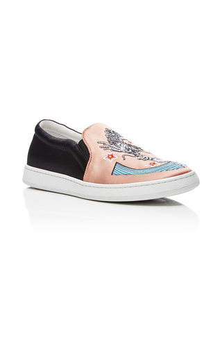 Medium joshua sanders light pink dragon v 1 sneakers