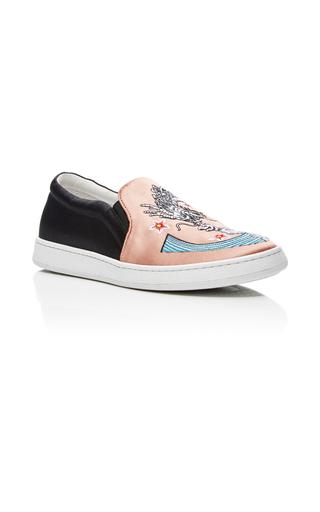Medium joshua sanders light pink dragon v 1 sneakers