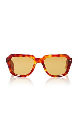 Medium hopper goods brown taos brown sunglasses