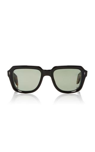 Medium hopper goods black taos noir sunglasses