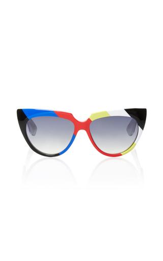 Medium jacques marie mage multi edith sunglasses 2