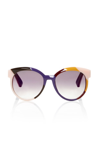 Medium jacques marie mage multi cleo sunglasses