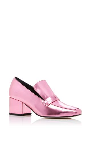 Medium dorateymur pink turbojet loafer