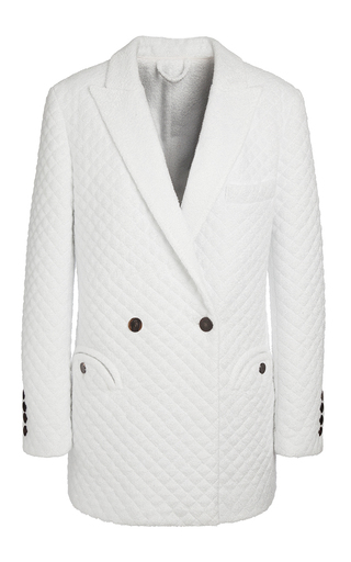 Medium blaze white mmm pool blazer