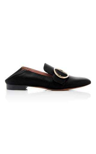 Medium bally black lottie soft loafer 2