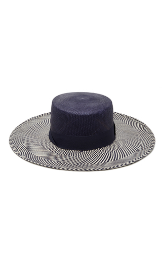 Medium sensi studio navy two tone cordoves hat