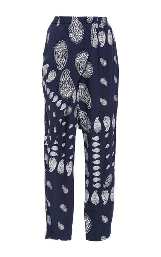 Medium suboo navy low rise pants