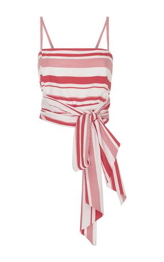 Medium mds stripes red multi stripe everything top
