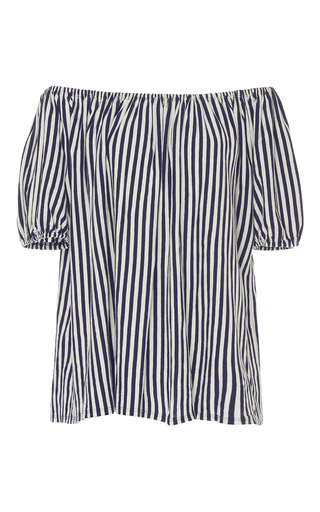 Medium mds stripes stripe knit abby top