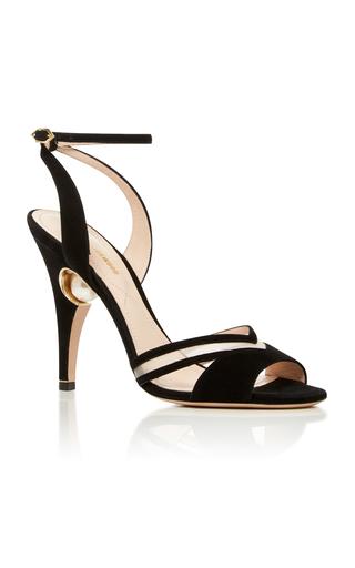 Medium nicholas kirkwood black black penelope pearl sandals