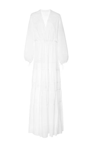 Medium merlette white the nosara gown