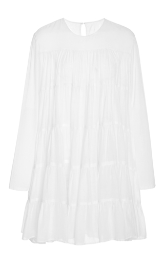 Medium merlette white the soliman dress