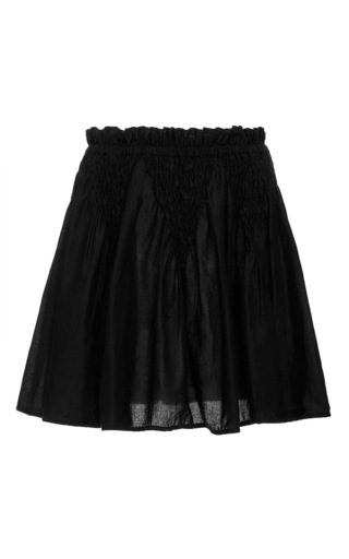 Medium merlette black the marechal skirt 2
