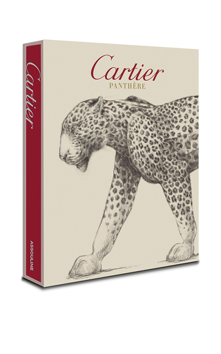 Medium assouline multi cartier panthere