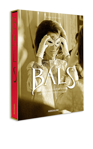 Medium assouline multi bals legendary costume balls of the twentieth century