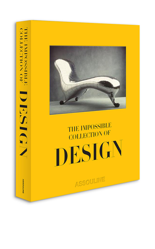Medium assouline multi the impossible collection of design