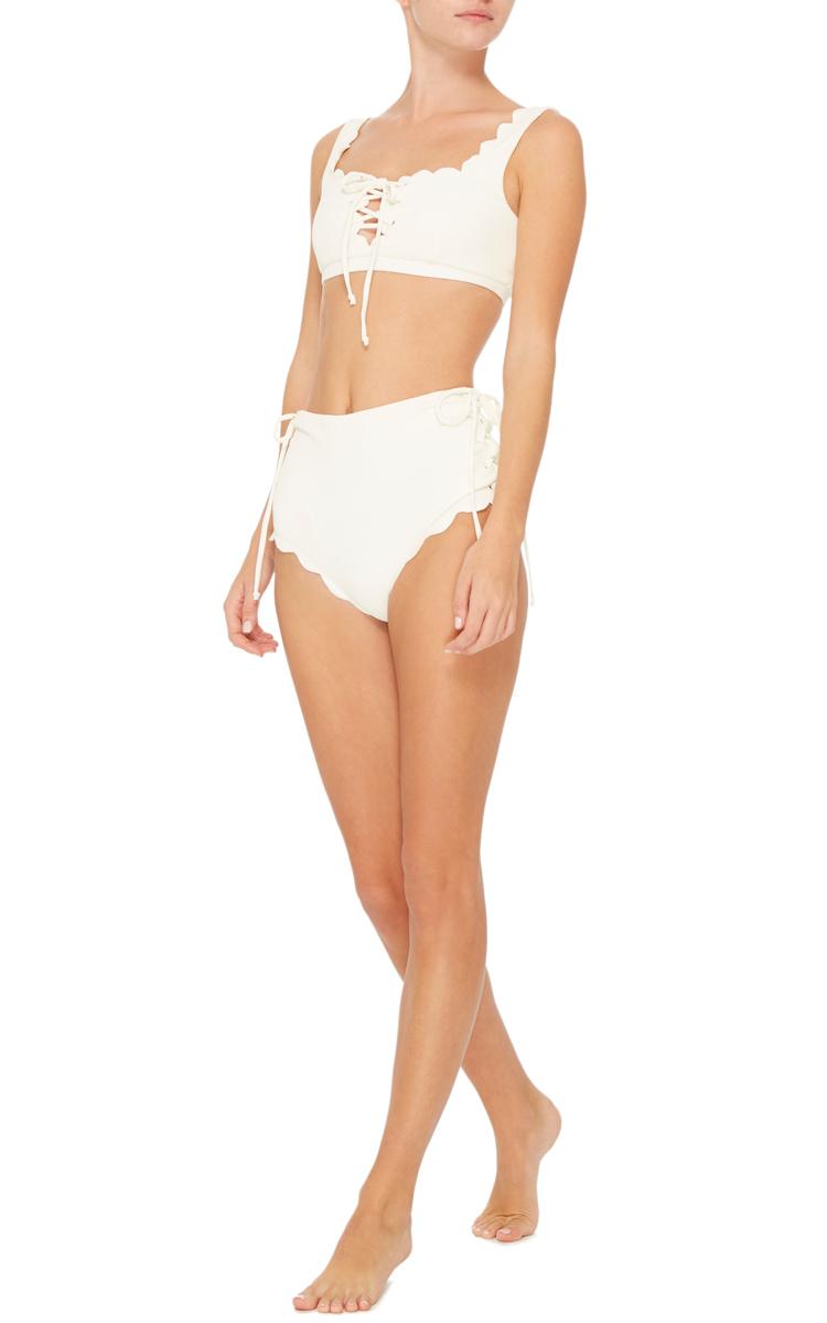 b71797540c Palm Springs Tie Bikini Bottom by Marysia Swim | Moda Operandi