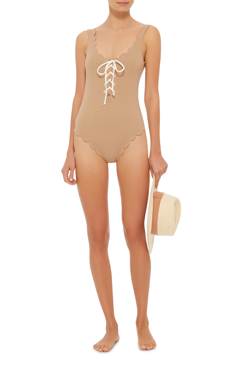 d8fe9c6ff6 Palm Springs Tie Maillot by Marysia Swim | Moda Operandi