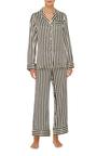 Lila Nika Pajama Set by OLIVIA VON HALLE Now Available on Moda Operandi