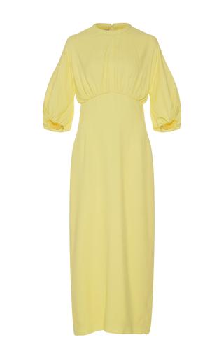 Medium emilia wickstead yellow ligia pencil dress