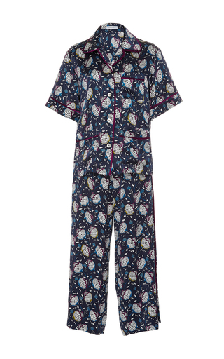 Medium olivia von halle floral darya soumaya floral pajama set
