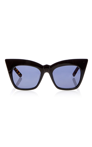 Medium pared eyewear black kohl kaftan sunglasses