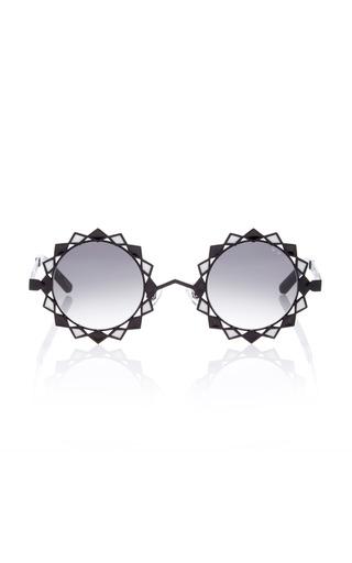 Medium pared eyewear black moon stars sunglasses 2