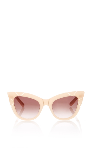 Medium pared eyewear pink puss boots sunglasses