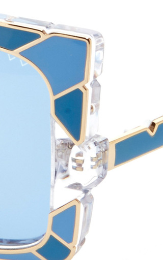 Sun & Shade Sunglasses by PARED EYEWEAR Now Available on Moda Operandi