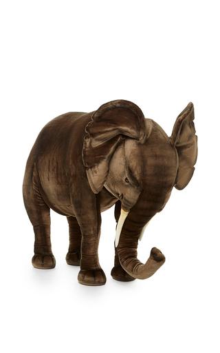 Medium hansa toys dark grey extra large elephant
