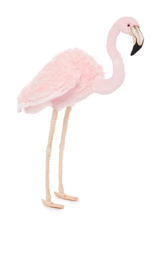 Medium hansa toys pink extra large flamingo