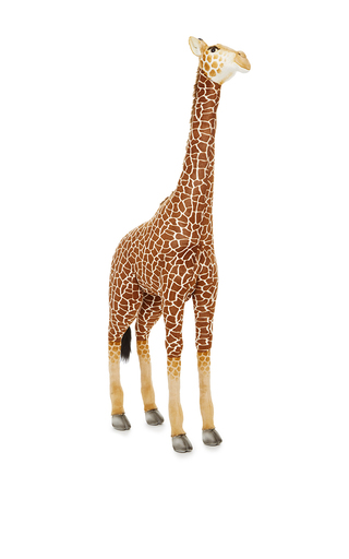 Medium hansa toys yellow large giraffe