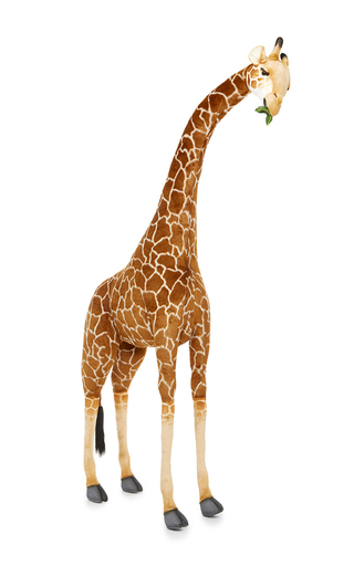 Medium hansa toys yellow extra large giraffe
