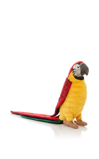 Medium hansa toys red parrot