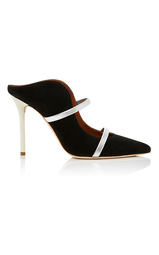 Medium malone souliers black maureen mule