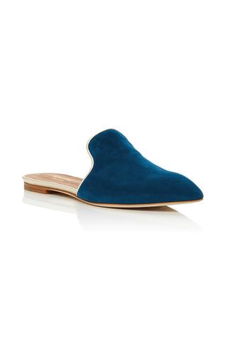 Medium malone souliers blue marianne slide 2