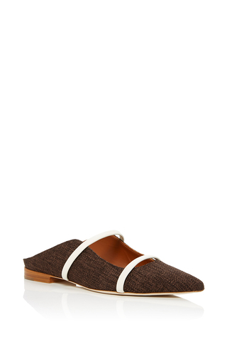 Medium malone souliers brown maureen flat 3
