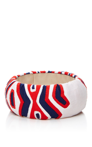Medium mola sasa multi printed bangle