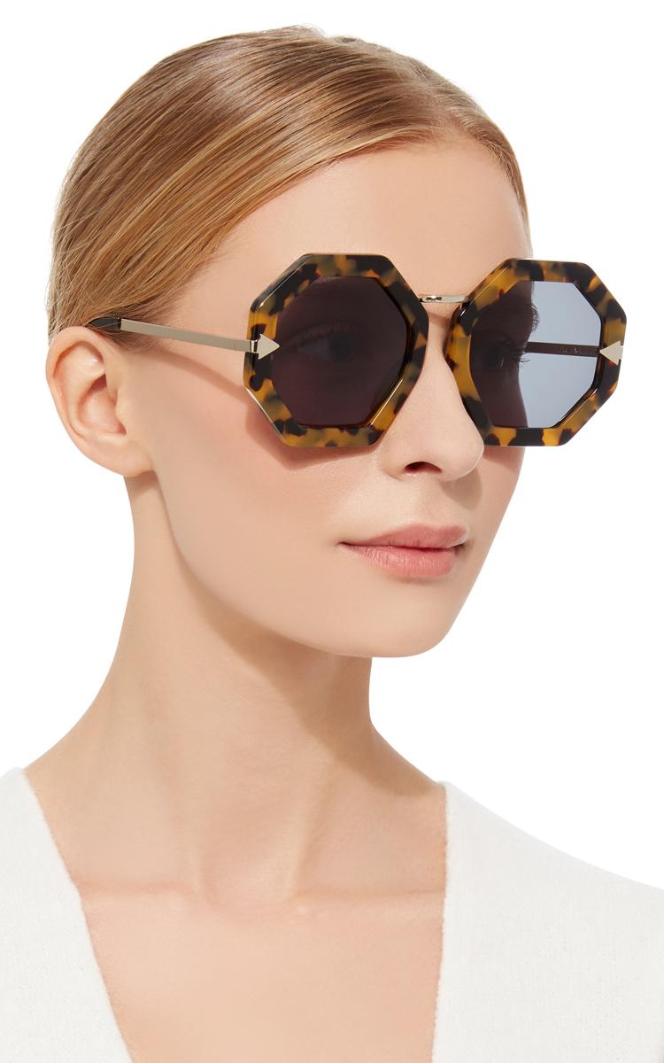 b24e5eb56b9 Moon Disco Sunglasses by Karen Walker