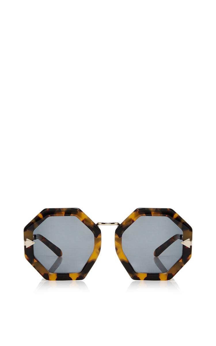 a329b86ed69 Moon Disco Sunglasses by Karen Walker | Moda Operandi