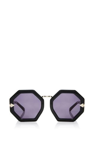 Medium karen walker black moon disco sunglasses 2