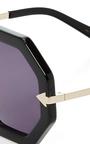Moon Disco Sunglasses by KAREN WALKER Now Available on Moda Operandi