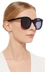 Super Duper Strength Sunglasses by KAREN WALKER Now Available on Moda Operandi