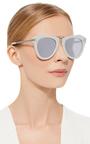 One Orbit Sunglasses by KAREN WALKER Now Available on Moda Operandi