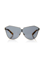 Cosmonaut Sunglasses by KAREN WALKER Now Available on Moda Operandi